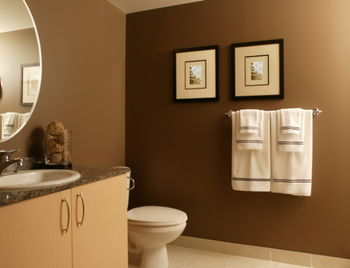 Residential Bathroom Painting
