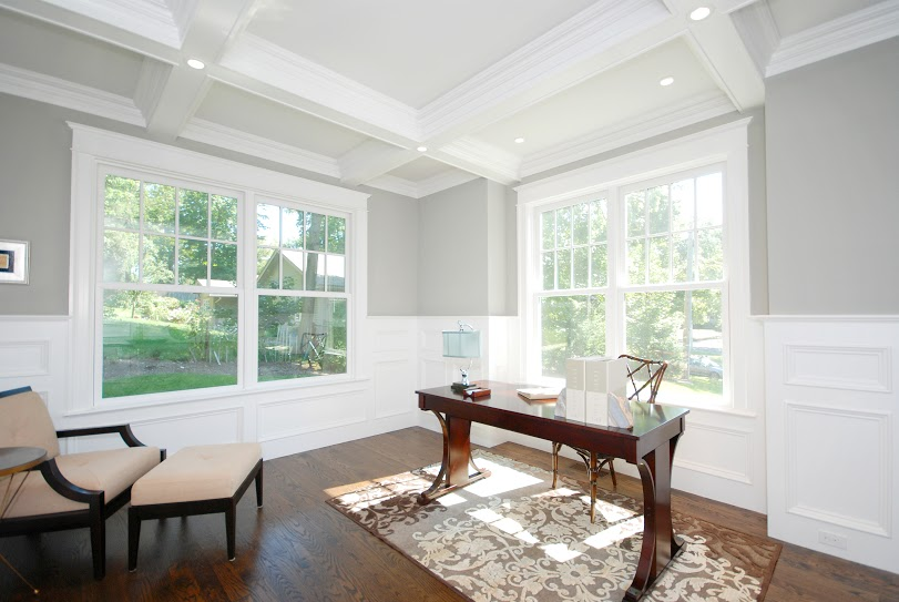 indoor house painting company in andover ma