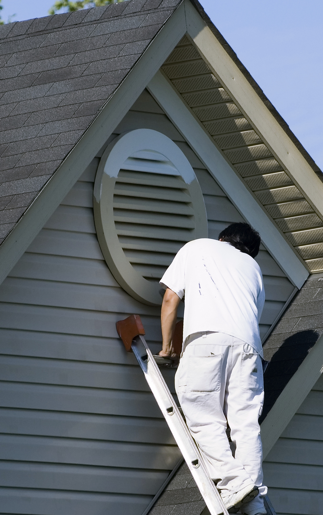 andover exterior painting
